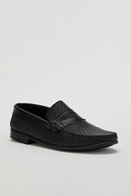 MUGGO MGLİON03 Erkek Loafer Ayakkabı 1