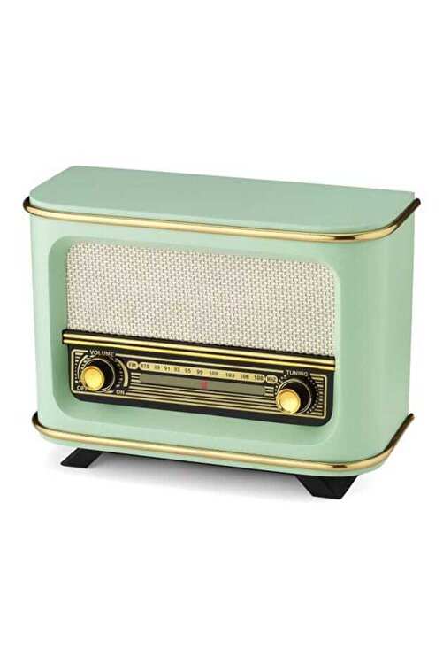 UTC Nostaljik Radyo Istanbul Yeşil Adaptör 1