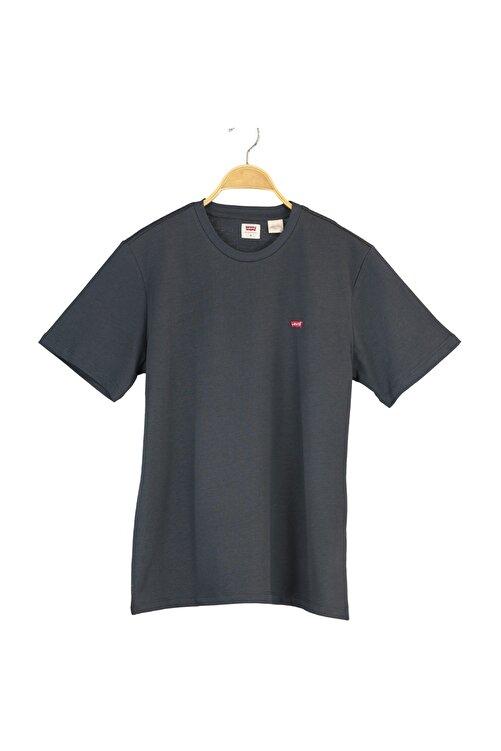 Levi's Erkek Ss Orıgınal Hm Tee Lse_Gray Ore Gray Pl T-Shirt 56605-0109 1