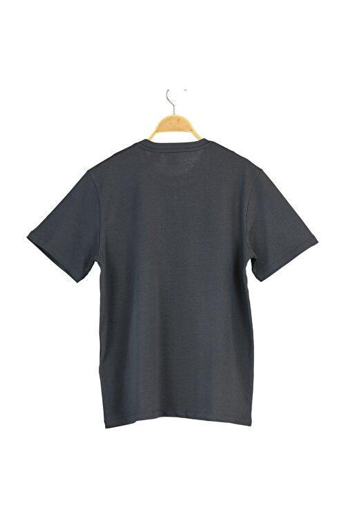 Levi's Erkek Ss Orıgınal Hm Tee Lse_Gray Ore Gray Pl T-Shirt 56605-0109 2