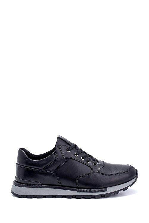 Derimod Erkek Siyah Deri Ayakkabı 1