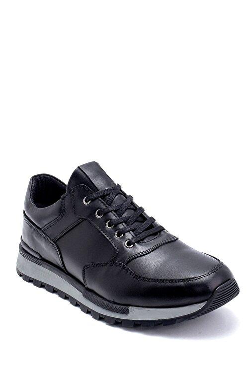 Derimod Erkek Siyah Deri Ayakkabı 2