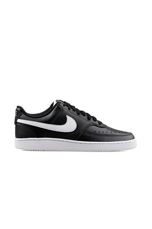 Nike Erkek Siyah Court Vision Lo Günlük Ayakkabı - Cd5463-001 1