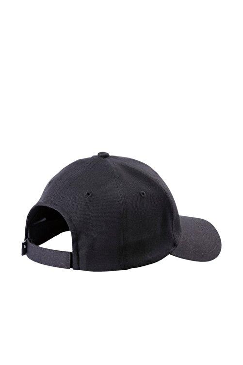 Puma Unisex Siyah Metal Cat Cap Şapka 021269-01 2