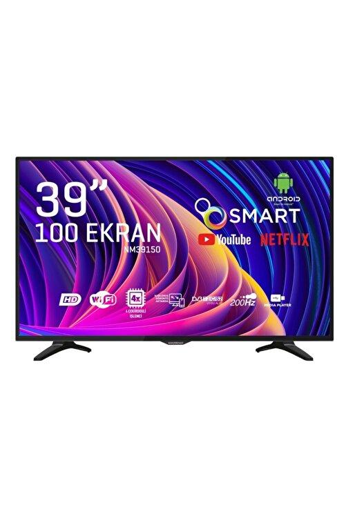Nordmende NM39150 39'' 100 Ekran Uydu Alıcılı  HD Ready Smart LED TV 1