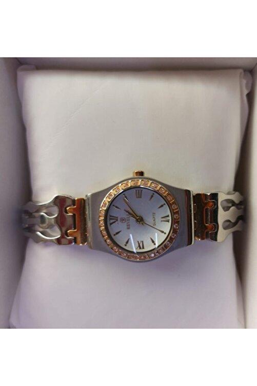 Revello Klasik Kadın Gümüş Kol Saati Ret-7846l 1