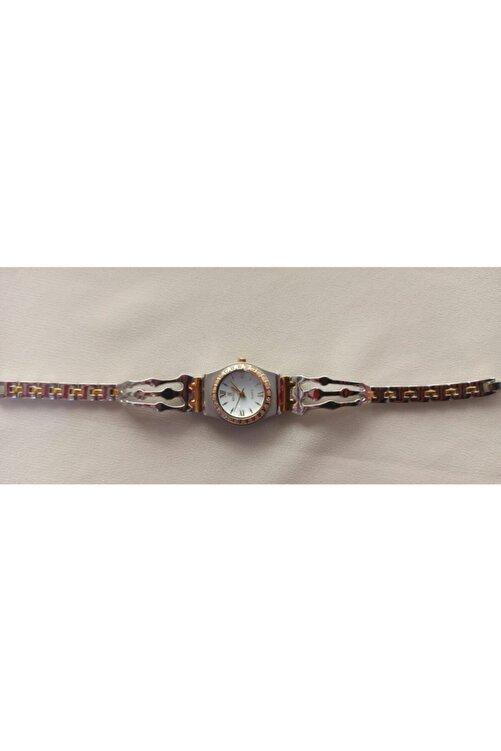Revello Klasik Kadın Gümüş Kol Saati Ret-7846l 2