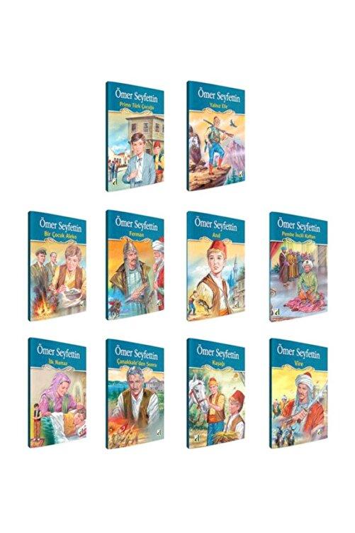 Damla Yayınevi - Özel Ürün Ömer Seyfettin Klasikleri (10 Kitap Takım) 2