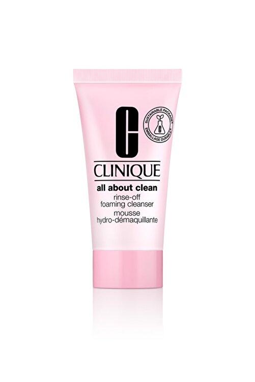 Clinique All About Clean Rinse-off Köpük Temizleyici 192333051603 30ml 1