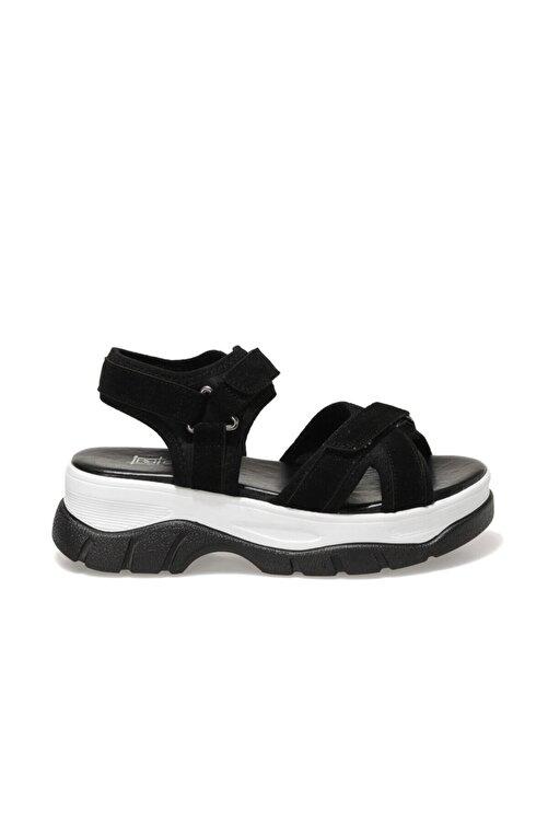 Butigo 20s-6001fx Siyah Kadın Spor Sandalet 1