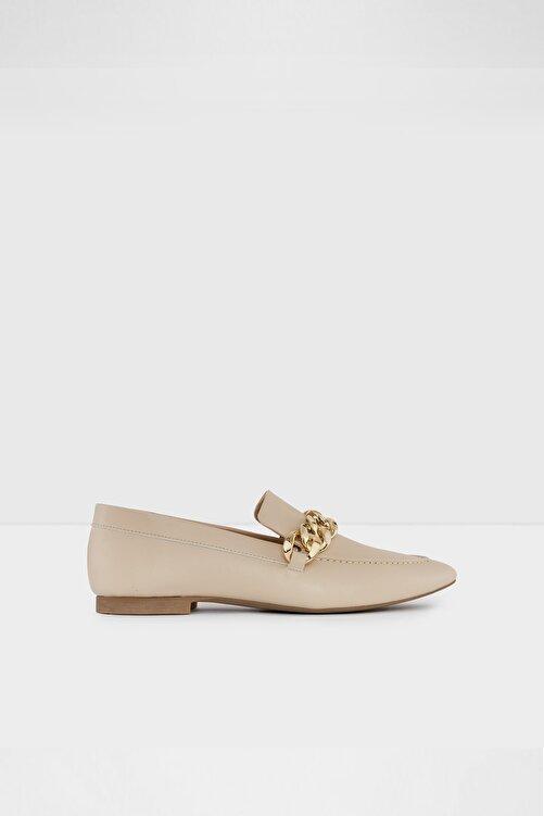 Aldo Kadın Bej  Oxford Ayakkabı 1