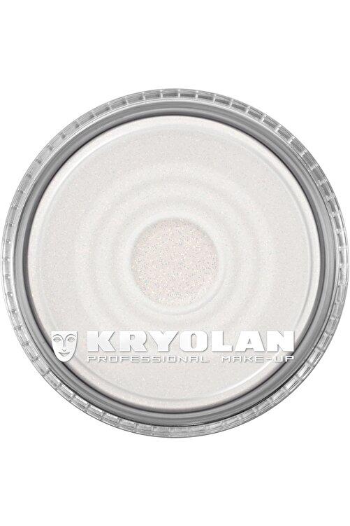 Kryolan Ince Sim Polyester Glimmer Fine 02901-03 Pearl Whıte 1