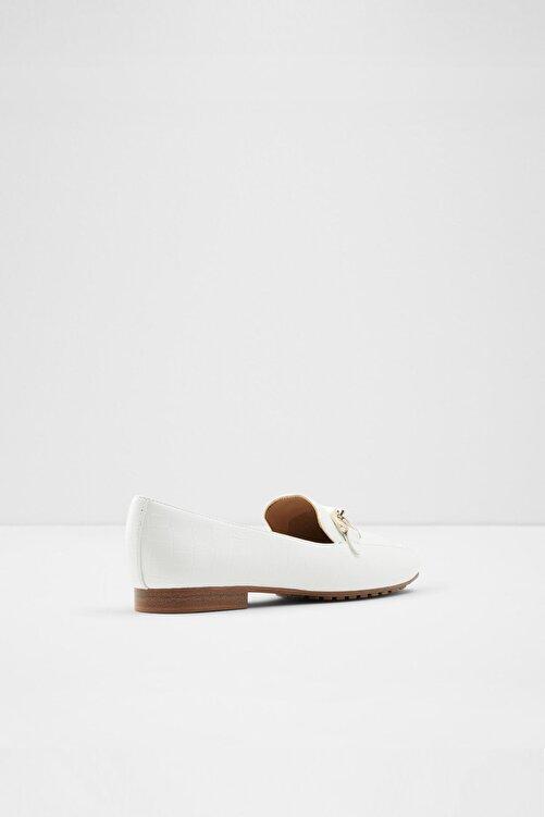Aldo Kadın Beyaz Loafer Ayakkabı 2
