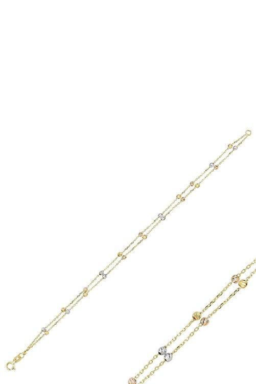 Altınbaş Kadın Altın Bileklik BLBR0027-25359 1