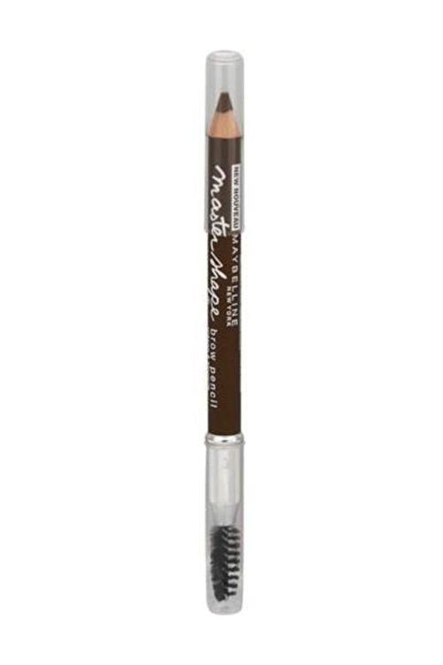 Maybelline New York Koyu Kahverengi Kaş Kalemi - Master Shape Brow Pencil 260 Dark Brown 3600530803873 2