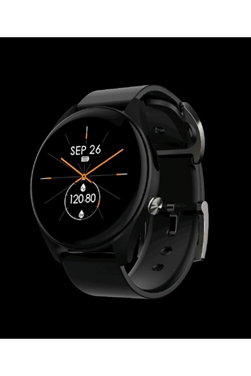 ASUS Vivowatch Sp (hc-a05) Ios Ve Android Uyumlu Tansiyon Ve Nabız Ölçer Akıllı Saat Siyah 1