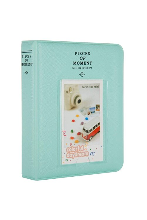 Trendfone Fujifilm Instax Mini 8-9 Albüm-64 Fotoğraf Kapasiteli 1