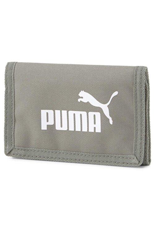 Puma 075617-45 Phase Wallet Ultra Gray Spor Cüzdan 1