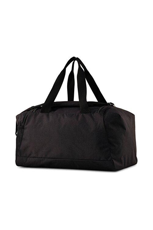 Puma Unisex Siyah Spor Çantası - Fundamentals Sports Bag S  - 07728901 2