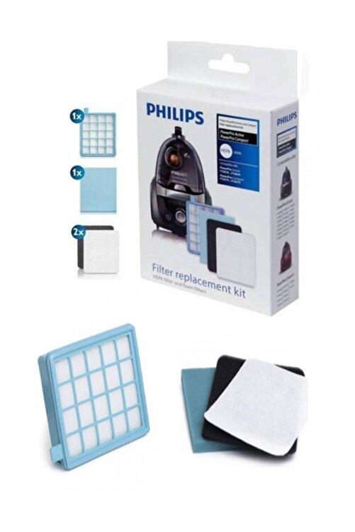 Philips Phılıps Fc 9323/07 Powerpro Compact Hepa Filtre Seti 1