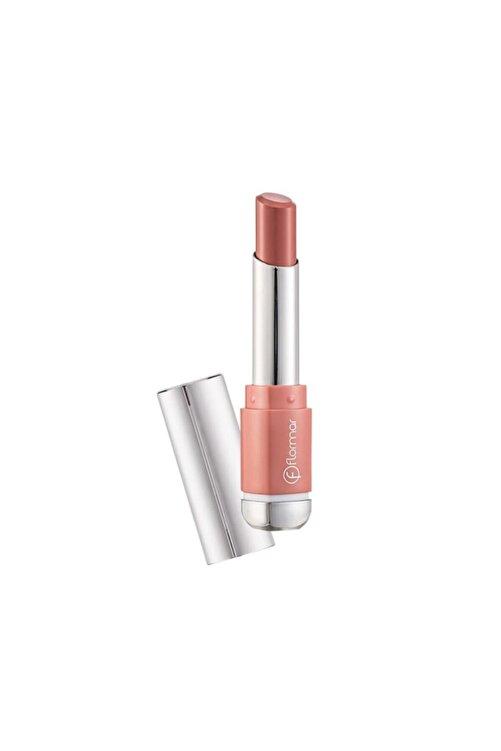 Flormar Prime'n Lips Lipstick Ruj 01 Vanilla Soufle 1