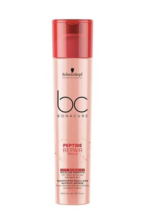 Bonacure Bc Peptide Acil Kurtarma Derin Besleyici Şampuan 250 ml 1