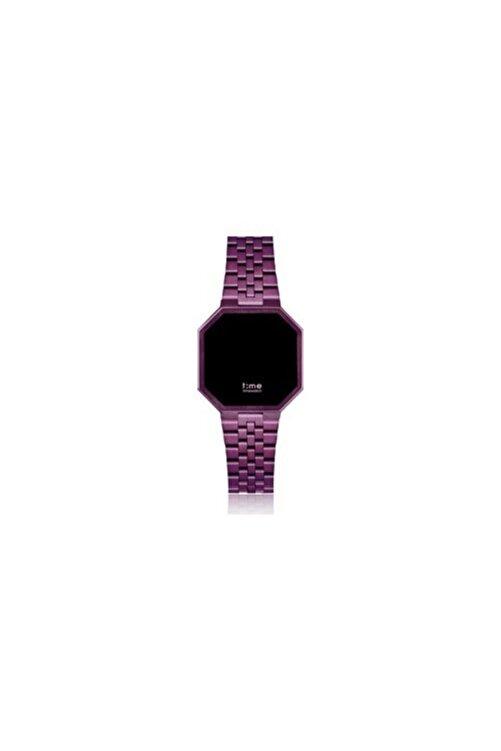 Timewatch Time Watch Tw.110.4pbp Dokunmatik Led Kadın Kol Saati 1
