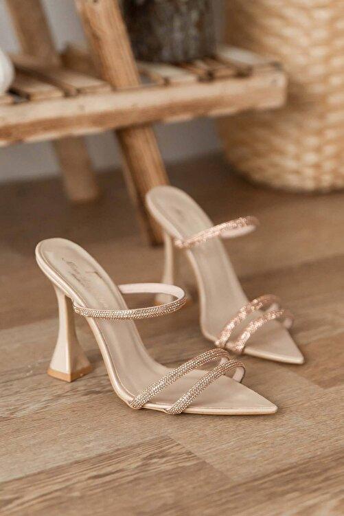 Miss Papatya Ayakkabı Misspapatya Mira Ten Terlik 1