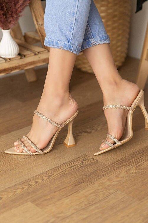Miss Papatya Ayakkabı Misspapatya Mira Ten Terlik 2