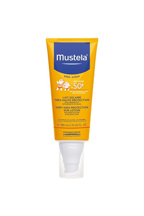 Mustela Very High Protection Spf 50+ Sprey Güneş Kremi 200 ml 1
