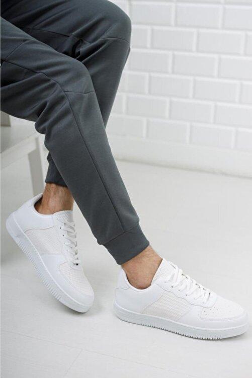 Moda Frato Unisex Beyaz Sneakers Aır 101 1