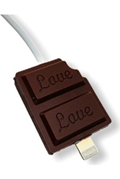 MÜRDÜM CASE Çikolata Şarj Aleti Kablo Koruyucu 1