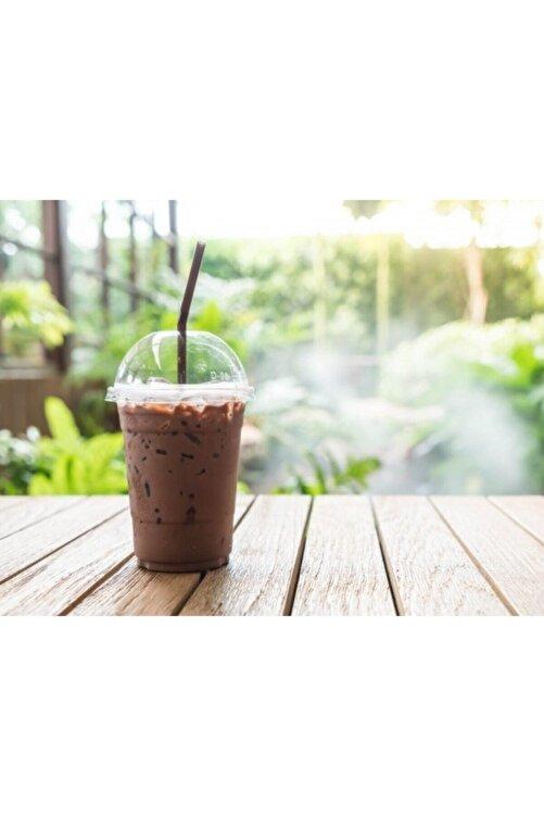 İhtiyaç Limanı Plastik Bardak Ekstra Kalın 350 Cc Milkshake Parti Bardağı 100 Adet 1