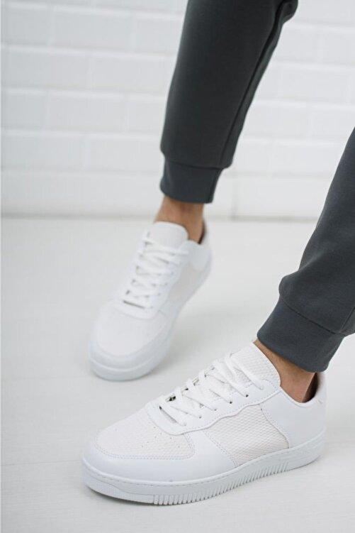 Moda Frato Unisex Beyaz Sneakers Aır 101 2