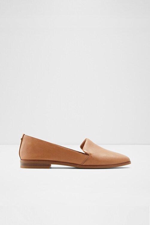 Aldo Kadın Taba Veadıth Hakiki Deri Topuklu Ayakkabı 1
