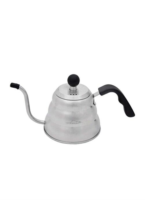 NURGAZ Campout Filtre Kahve Demliği Ng Fkd 1