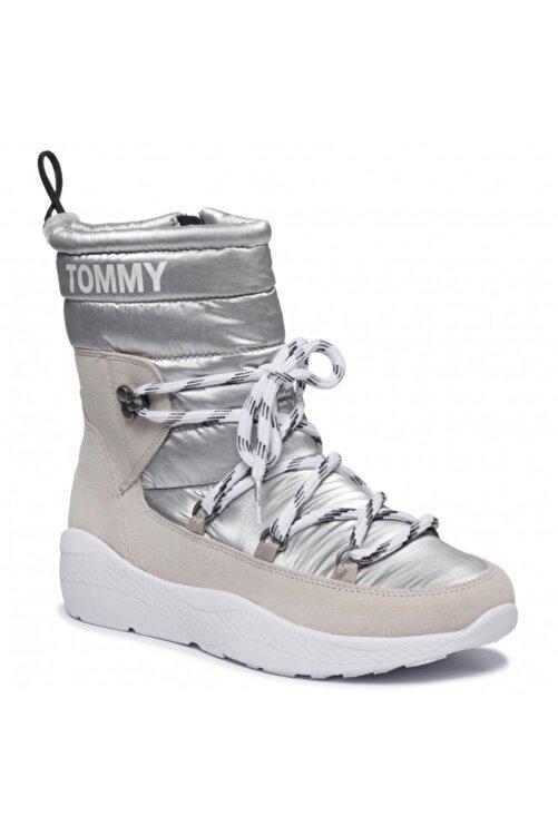 Tommy Hilfiger Padded Nylon Hybrid Boot 1