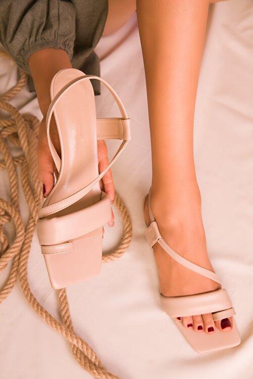 SOHO Ten Kadın Klasik Topuklu Ayakkabı 15965 2