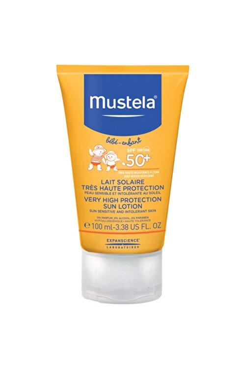 Mustela Very High Protection Sun Lotion Spf50 100 Ml 1