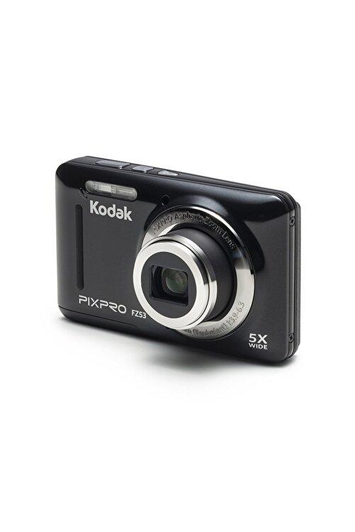 Kodak Friendly Zoom Fz53/5x Yakınlaştırma Dijital Fotoğraf Makinesi-siyah 1