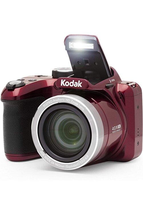 Kodak Astro Zoom Az401/40x Yakınlaştırma Dijital Fotoğraf Makinesi-kırmızı 1