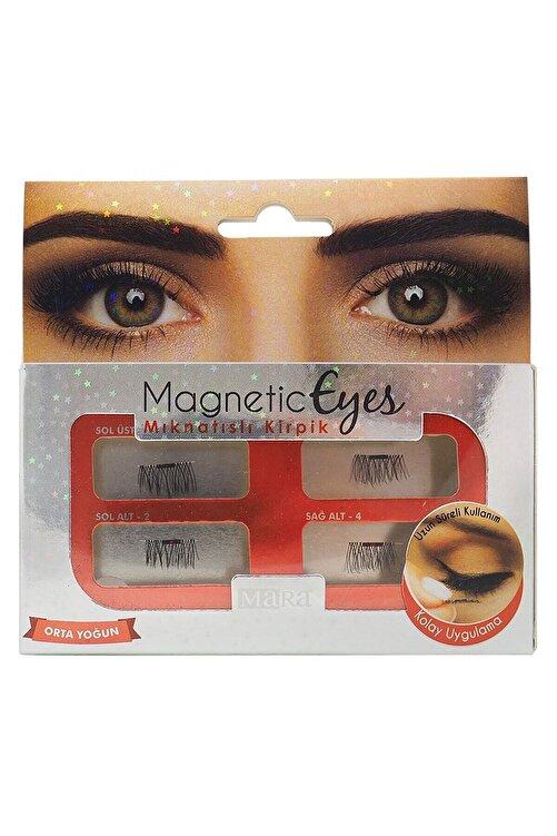 Mara Magnetic Eyes Mıknatıslı Kirpik Orta Yoğun 1