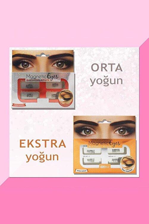Mara Magnetic Eyes Mıknatıslı Kirpik Orta Yoğun 2
