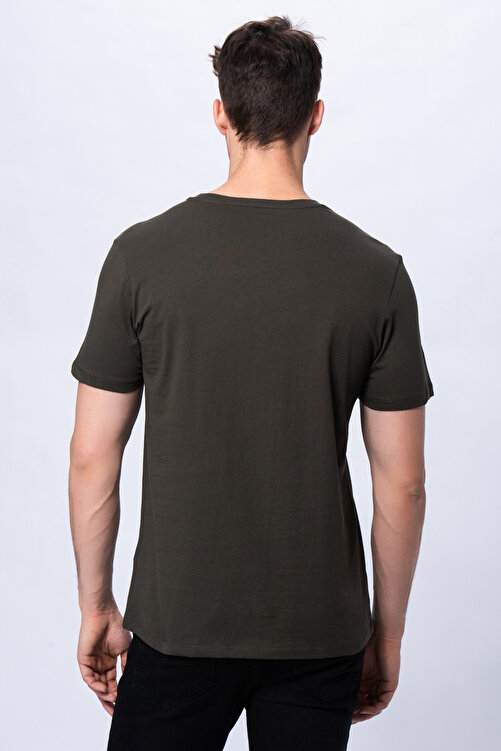 New Balance Erkek T-shirt - Font Logo TEE - V-MTT910-TPG 2