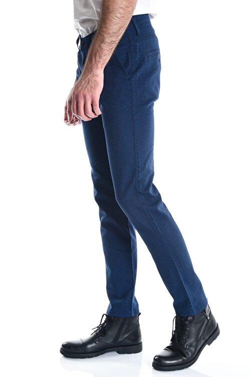 LTC Jeans Açık Lacivert Desenli Slimfit Erkek Chino Pantolon - 10357 2