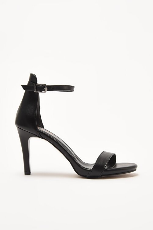 Yaya by Hotiç Siyah Kadın Sandalet 01SAY207530A100 2