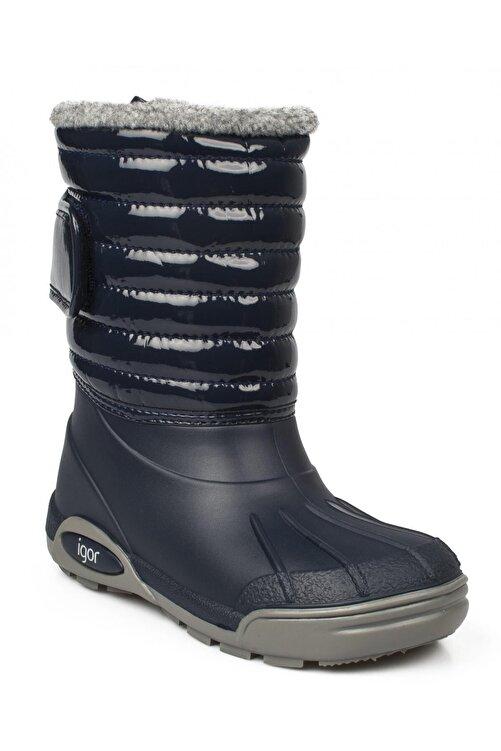 IGOR W10168-003 Lacivert Unisex Çocuk Yağmur Çizmesi 100318368 1