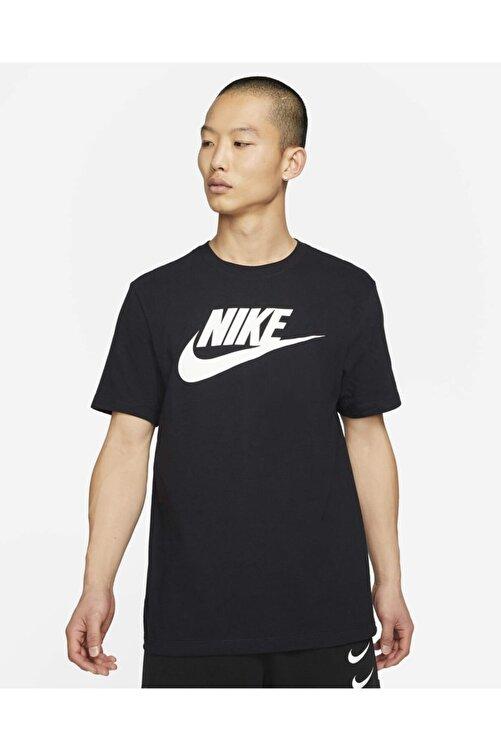 Nike BV0622-010 Sportswear Siyah Unisex T-shirt 1