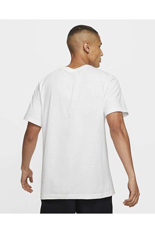 Nike BV0622-100 Sportswear Beyaz Unisex T-shirt 2