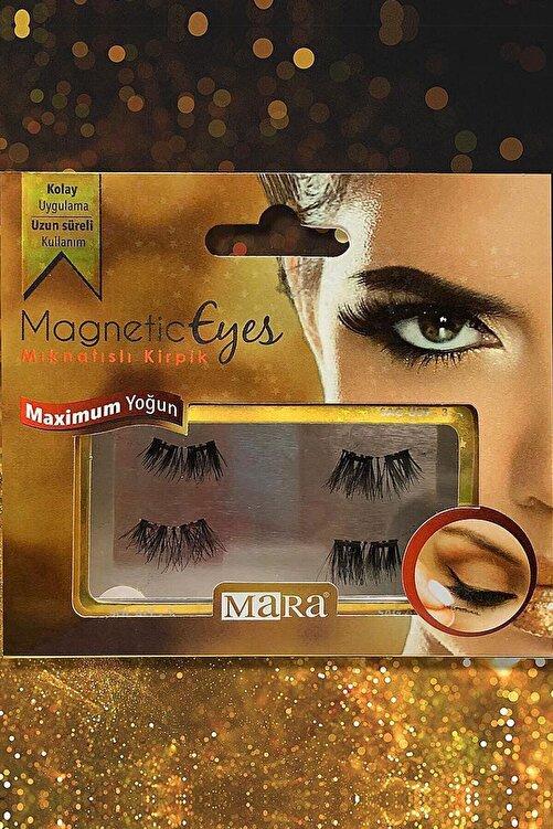 Mara Magnetic Eyes Mıknatıslı Kirpik Maksimum Yoğun 2